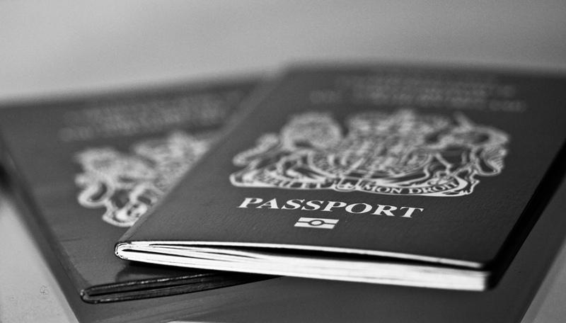 britanska viza